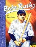 Babe Ruth, Home Run Hero, Keith Brandt, 0816705542