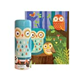Owl Family Puzzle and Coin Bank