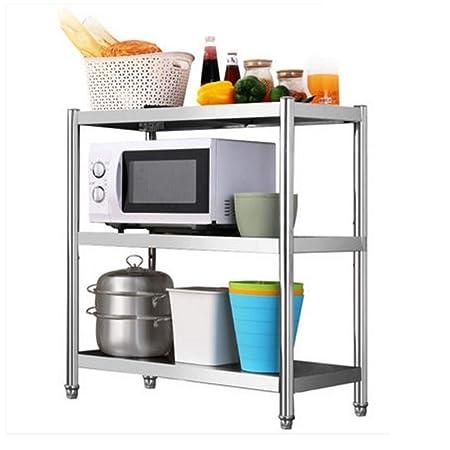 YJLGRYF Unidades de estanterías Estante De Cocina Estante De ...