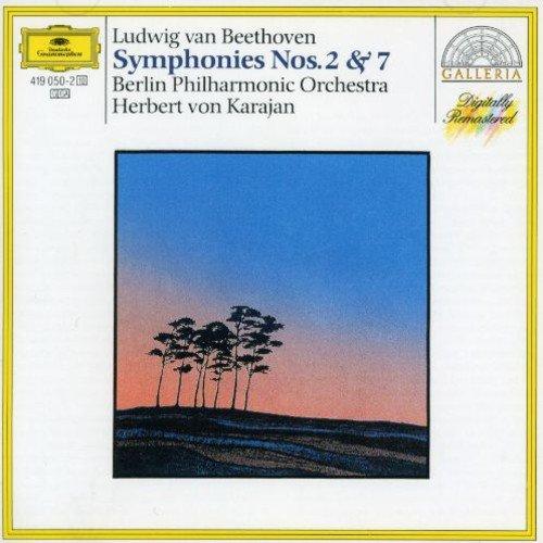 Symphonies 2 & 7 ()