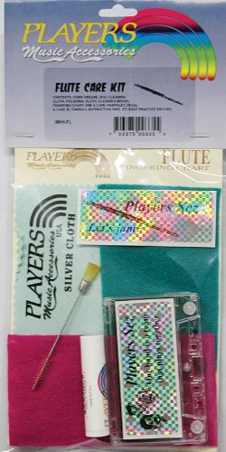 Players Products MKHFL-SS Suprsavr Flute Care Kit by Players