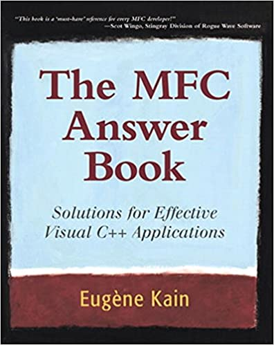 The MFC Answer Book