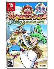 Wonder Boy Asha in Monster World - Nintendo Switch