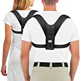 "Back Posture Corrector, Brace Support for Women, Men and Teens, Provide Lower Back Support, Shoulder Support, Clavicle Support. Improve Bad Posture, Relief Slouching, Upper Back Pain by FTLL (LEG Chest Size ( 35""- 43""))"
