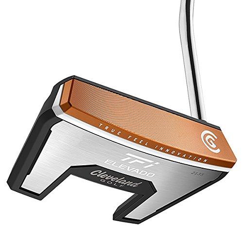 (Cleveland Golf Men's TFI 2135 Elevado Golf Putter, 34