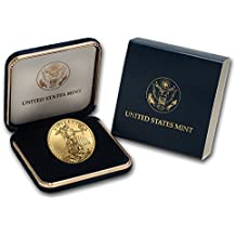 2018 1 oz Gold American Eagle BU (w/U.S. Mint Box) 1 OZ Brilliant Uncirculated US Mint