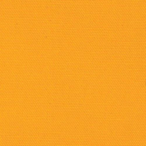 Yellow Cotton Duck - James Thompson 9.3 oz. Canvas Duck Yellow,