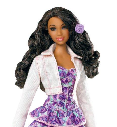 dunkelhäutige barbie
