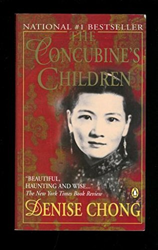 The Concubine's Children: The Story of a Chinese Family Living On Two Sides Of The Globe