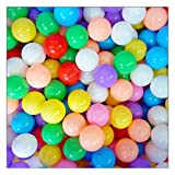 Brand New 600 pcs Baby Kid Pit Toy Game Swim Pool Soft Plastic Ocean Ball 5.5cm