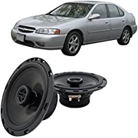 Fits Nissan Altima 1998-2001Front Door Factory Replacement Harmony HA-R65 Speakers New