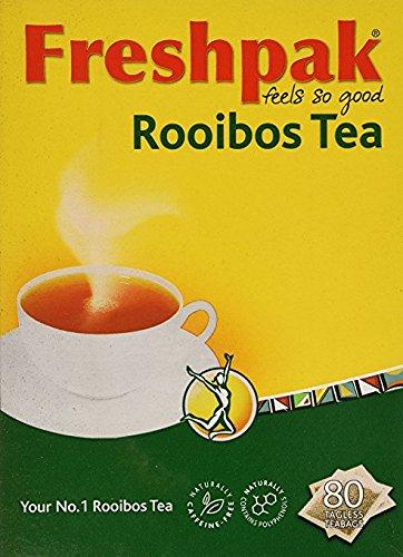 Freshpak Rooibos Tea, 80 Tagless Teabags (2 x Pack)