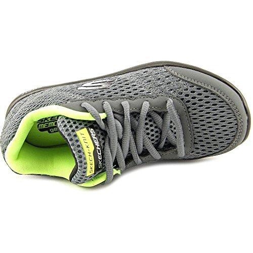 Skechers - Zapatillas de gimnasia para niño Azul azul