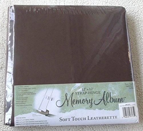Westrim Crafts Memories Forever Strap Hinge Album 12