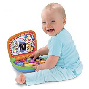 Fisher-Price Laugh & Learn Smart Screen Laptop