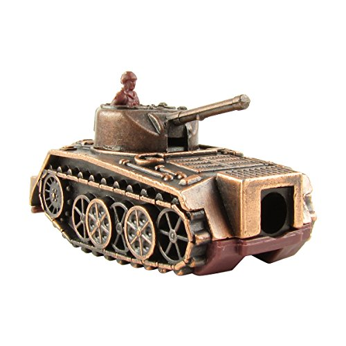 (US Military Tank Die Cast Pencil Sharpener)