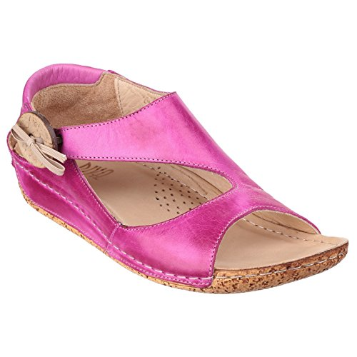 Riva Pollino Pink Sandals Pink