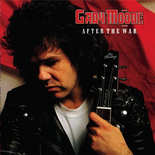 CD : Gary Moore - After the War (Holland - Import)
