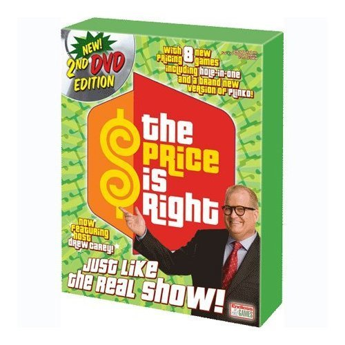 Endless Games the Price is Right 2nd Edition DVD Game - Edition Dvd Game