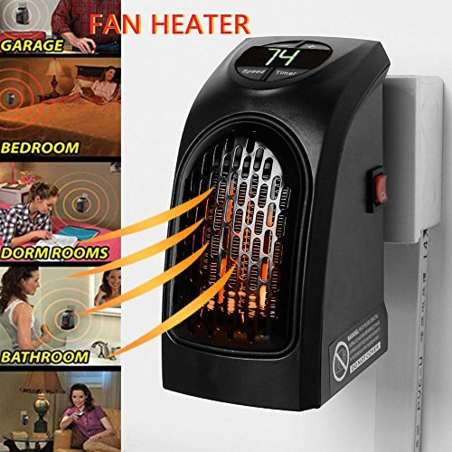 plug in heater for room - 9