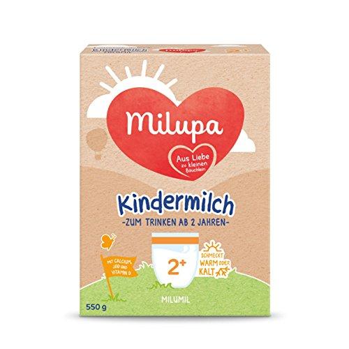Milupa Milumil Kindermilch ab 2 Jahren 550g, 4er Pack (4 x 550g) Milupa Nutricia GmbH