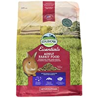 Oxbow Animal Health Bunny Básicos Esenciales Adultos Conejo Pet Food-10Lbs