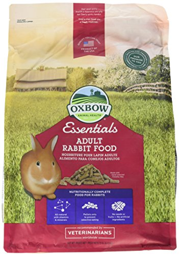Top 10 Oxbow Organic Bounty Adult Rabbit Food