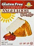 Kinnikinnick Foods Cake Mix Gluten Free Angel Food -- 16 oz - 2 pc