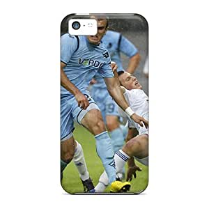 Favorcase CUh22014MHKj Cases Covers Iphone 5c Protective Cases The Best Football Player Of Moscow Spartak Yura Movsisyan