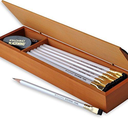 Blackwing Pearl Wood Box Gift Set