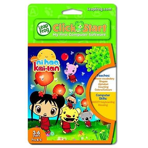 Leapfrog Clickstart Educational Software: Ni Hao, Kai - Lan (Educational Software)