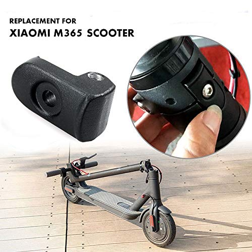 Amazon.com: Gancho de metal plegable para patinete eléctrico ...