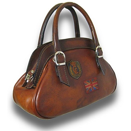 Pratesi Giotto Bag - BB321 -- BRUCE Brown --