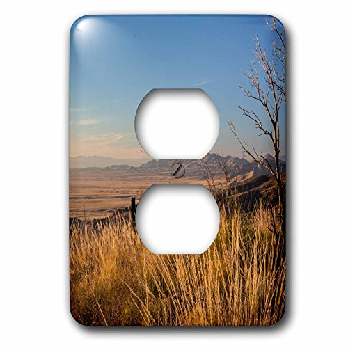 Danita Delimont - Arizona - Arizona, Chiricahua National Monument. Sugarloaf Mountain - Light Switch Covers - 2 plug outlet cover - Sugarloaf Outlet