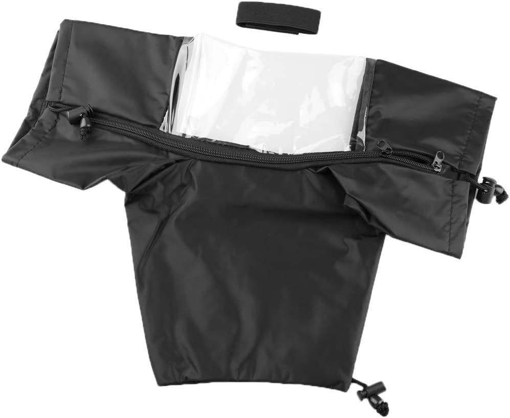F Fityle Camera Rain Cover Shield Coat Protector Sleeve Nylon Rainproof Case//Bag Protector for Cameras
