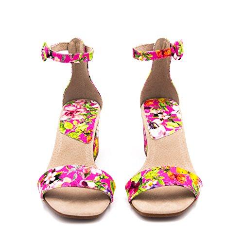 Eva López Women's Fashion Sandals festival fuchsia kmdCWn2B6