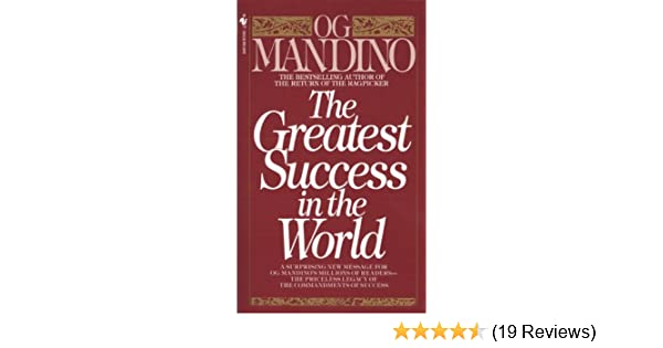 The greatest success in the world kindle edition by og mandino the greatest success in the world kindle edition by og mandino religion spirituality kindle ebooks amazon fandeluxe Choice Image