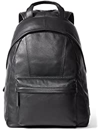 Men's 100% Leather Backpack