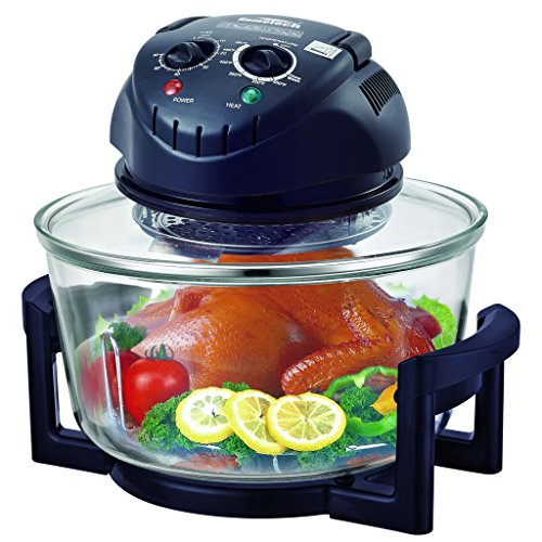 1200w halogen convection oven - 7