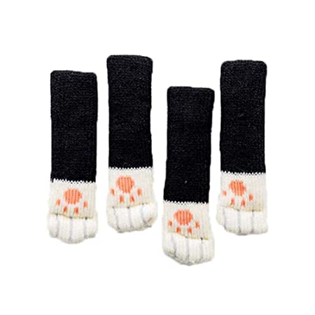 4 piezas calcetines silla, almohadillas de patas mesa lujo ...