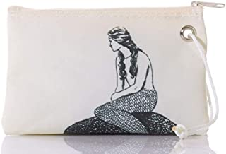 product image for Sea Bags Recycled Sail Cloth Mermaid Wristlet