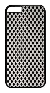 ACESR Aluminum iPhone 6 Hard Case PC - Black, Back Cover Case for Apple iPhone 6(4.7 inch) hjbrhga1544