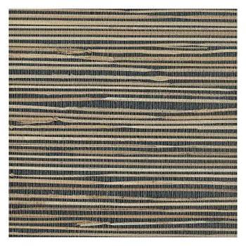 Kenneth James 63-54732 Mayumi Grass Cloth Wallpaper, Aqua