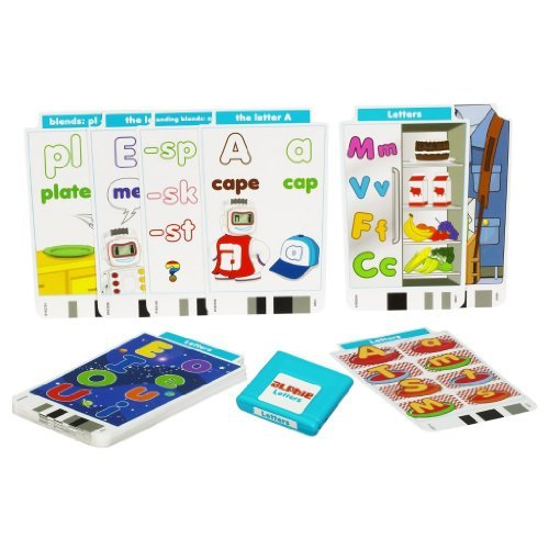 Toy / Game Playskool Alphie Booster Pack with letter-soun...