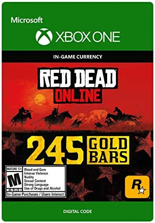 Mature A Letto.Amazon Com Red Dead Redemption 2 150 Gold Bars 150 Gold Bars