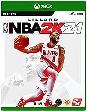NBA 2K21 - Standard Edition - Xbox One
