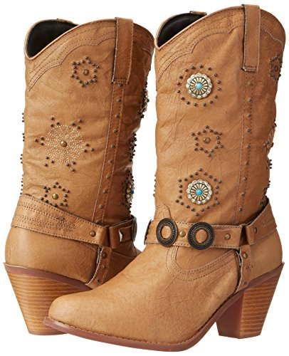 Dingo Womens Addie Boot Castagna