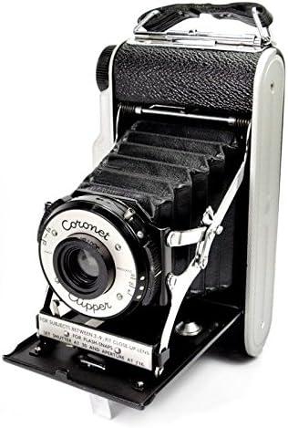 Coronet Clipper - Vintage 1950s formato mediano de cámara de cine ...