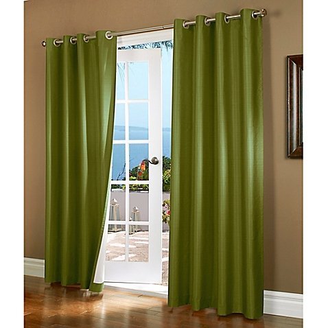 Green Curtains amazon green curtains : Lime Green Curtains: Amazon.com