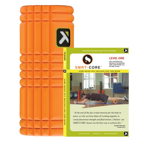 Why Choose TriggerPoint GRID Foam Roller with SMRT-CORE Level 1 DVD